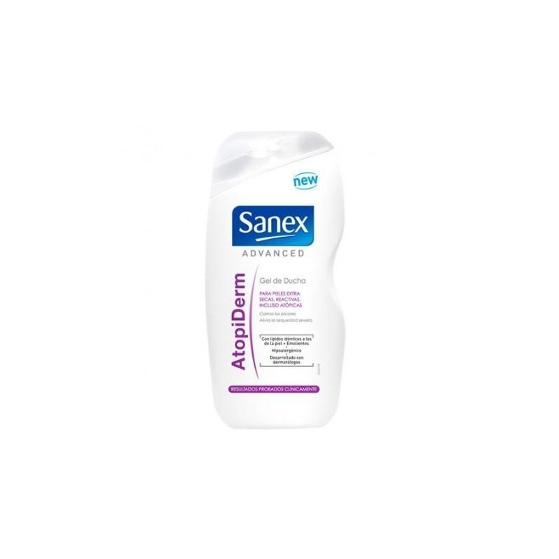 Gel de ducha Sanex Advanced Atopiderm 475ml