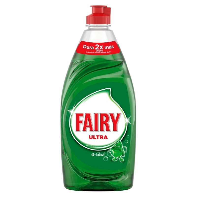 Lavavajillas Fairy ultra 480ml
