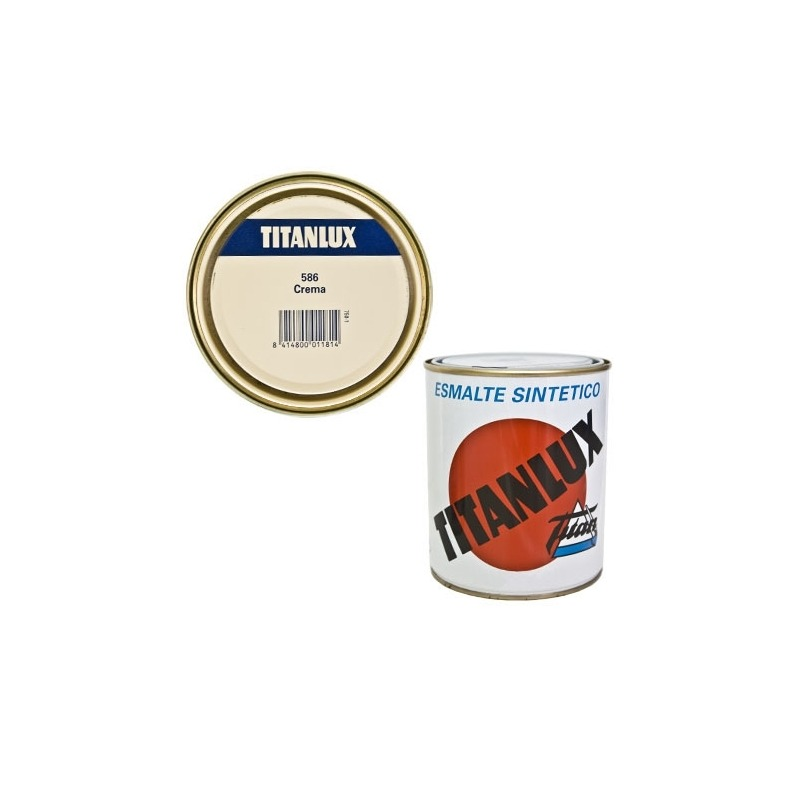 Titanlux 586 crema 750ml