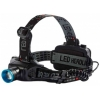 Lámpara Frontal recargable LED Zoom 240 Lum profesional