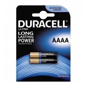 Pilas Duracell Ultra Power AAAA 1.5V (Blister 2u)