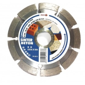 Disco diamante Sinter Beton 230mm