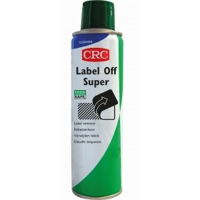 Eliminador etiquetas CRC LABEL OFF SUPER FPS 250ml
