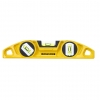 Nivel Torpedo FatMax 230mm magnético Stanley 0-43-603