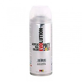 Pintura spray acrilica barniz brillo Evolution 520ml