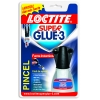 Loctite Super Glue-3 pincel 5g