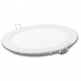 Downlight LED redondo 120mm blanco 6W Matel