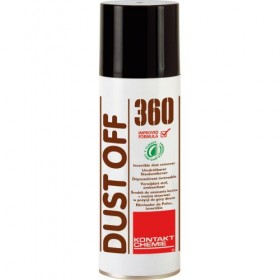 CRC DUST OFF 360 gas seco a presión no inflamable 200ml
