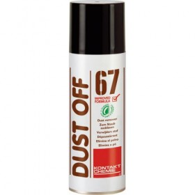 CRC DUST OFF 67 (HFO) gas seco a presión no inflamable