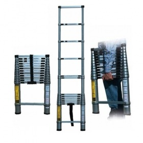 Escalera extensible tubular Yeti T-310