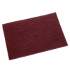 Pliego 3M 7447 Scotch-Brite rojo