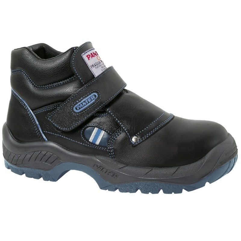 Botas Panter Fragua Plus S3 cierre velcro