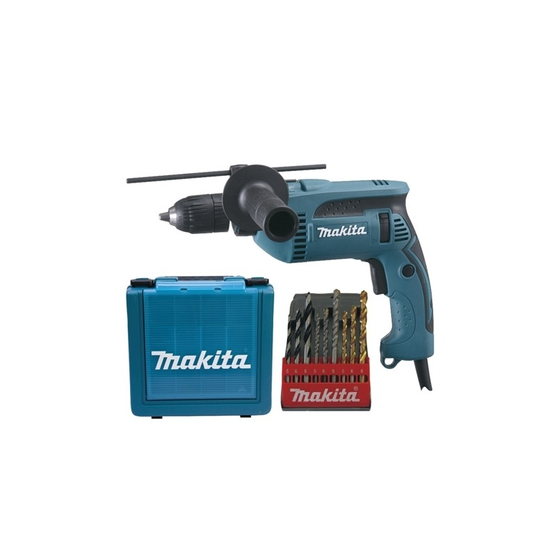 Taladro percutor Makita HP1641 K1X